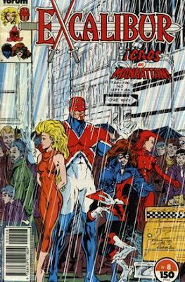 Excalibur Vol. 1 (1989-1995) (Grapa) #8