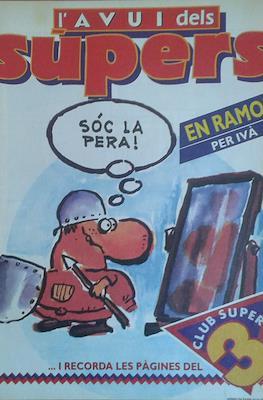 L'Avui dels Súpers (Grapa 16 pp) #25