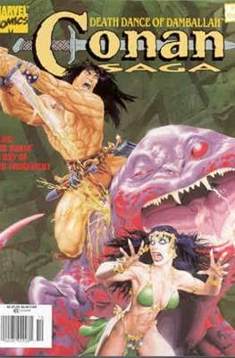 Conan Saga (Comic-book) #91