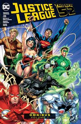 Justice League: The New 52 Omnibus