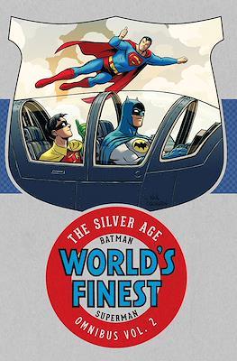 Batman & Superman in World's Finest. The Silver Age Omnibus #2