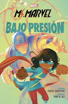 Ms. Marvel: Bajo presión (Rústica 128 pp)
