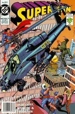 Supermán (1986-2001) #251