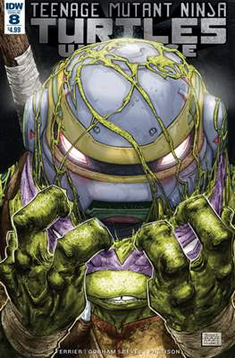 Teenage Mutant Ninja Turtles Universe (Comic Book) #8