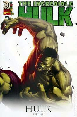 The Incredible Hulk / The Incredible Hulks (2009-2011 Variant Cover) #605