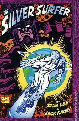 The Silver Surfer by Stan Lee and Jack Kirby
