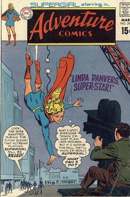 New Comics / New Adventure Comics / Adventure Comics (1935-1983; 2009-2011) (Saddle-Stitched) #391