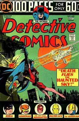 Detective Comics Vol. 1 (1937-2011; 2016-) (Comic Book) #442