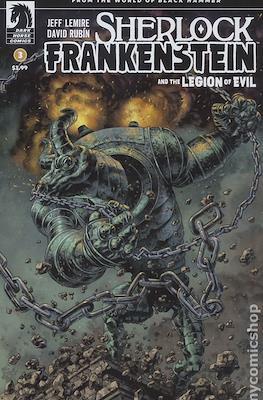 Sherlock Frankenstein and the Legion of Evil (Variant Covers) (Comic-book) #3