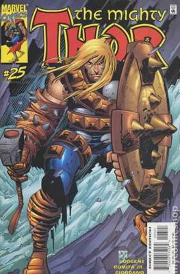 The Mighty Thor (1998-2004 Variant Cover) (Comic Book) #25