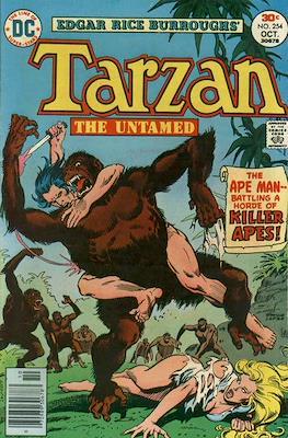 Tarzan (Comic-book) #254