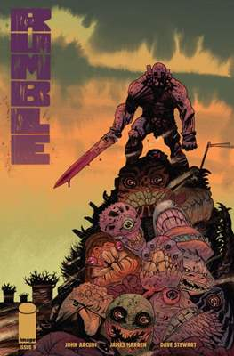 Rumble (Comic-book) #9