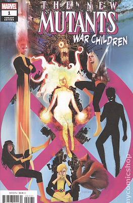 The New Mutants: War Children (Variant Cover) (Comic Book) #1.1