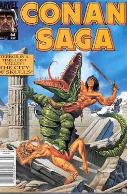 Conan Saga (Comic-book) #64