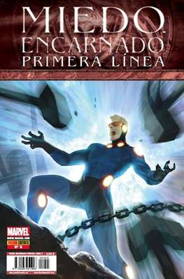 Miedo Encarnado: Primera Línea (2011-2012) (Grapa) #5