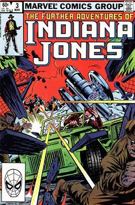 The Further Adventures of Indiana Jones (Comic-book) #3