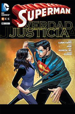 Superman. Nuevo Universo DC / Renacimiento (Grapa) #45