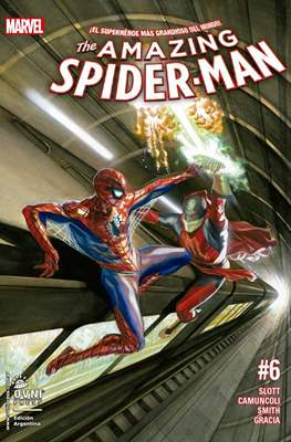 The Amazing Spider-Man Vol. 2 (Grapa 32 pp) #6