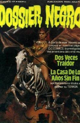 Dossier Negro (Rústica y grapa [1968 - 1988]) #171