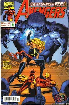 Avengers (Grapa) #39