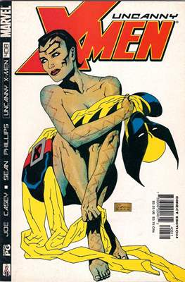 The Uncanny X-Men (1963-2011) (Comic-Book) #408