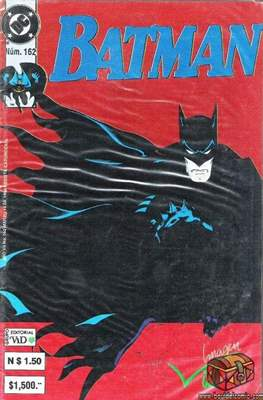 Batman (1987-2002) (Grapa) #162