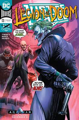 Justice League Vol. 4 (2018- ) (Comic Book) #13