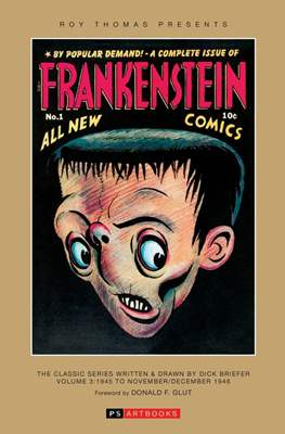 Frankenstein - Collected Works (Cartoné) #3