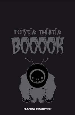 Monster Theater Booook