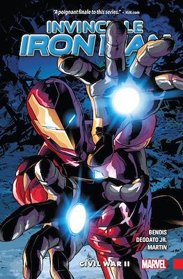 Invincible Iron Man Vol. 2 (Hardcover) #3