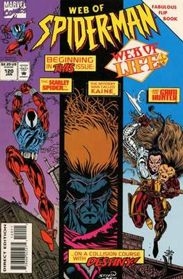 Web of Spider-Man Vol. 1 (1985-1995) (Comic-book) #120