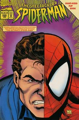 The Spectacular Spider-Man Vol. 1 (Comic Book) #220