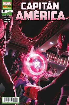 Capitán América Vol. 8 (2011-) (Grapa) #111/12