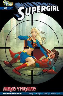 Supergirl (2010-2011) #2