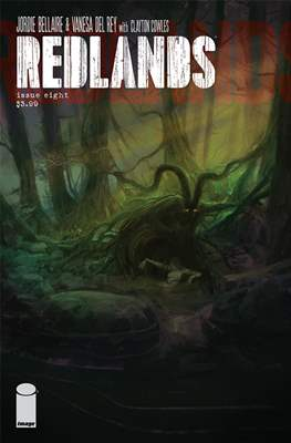 Redlands (Comic-book) #8