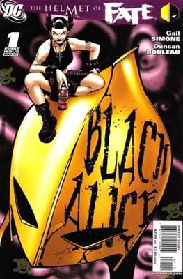 Black Alice - The Helmet of Fate