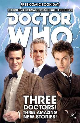 Doctor Who: Free Comic Book Day Special