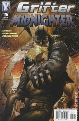 Grifter & Midnighter (2007) (Grapa) #5