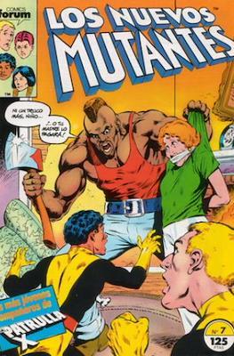 Los Nuevos Mutantes Vol. 1 (1986-1990) (Grapa 32-64 pp) #7