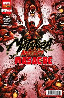 Masacre Vol. 3 (2016-) (Grapa) #47/2