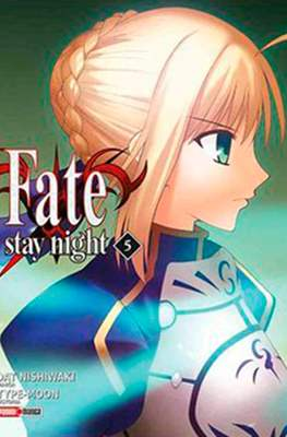 Fate Stay Night (Rústica con sobrecubierta) #5
