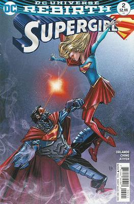 Supergirl Vol. 7 (2016-) (Comic-book) #2