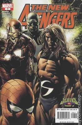 The New Avengers Vol. 1 (2005-2010) #8
