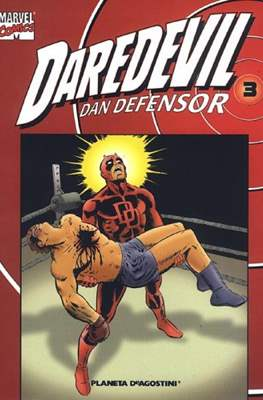 Coleccionable Daredevil / Dan Defensor (2003) (Rústica 80 pp) #3