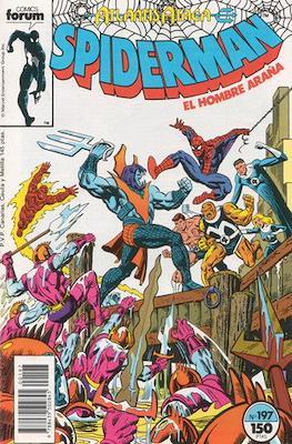 Spiderman Vol. 1 / El Espectacular Spiderman (1983-1994) (Grapa 32-48 pp) #197