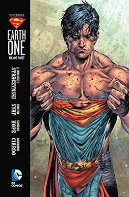 Superman Earth One (Hardcover) #3