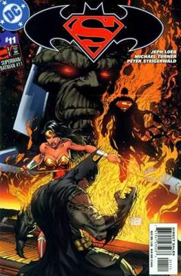 Superman / Batman (2003-2011) #11