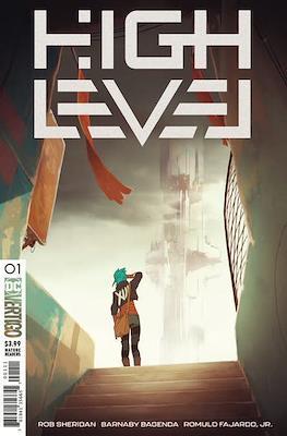 High Level (Comic Book) #1