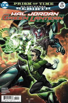 Hal Jordan and the Green Lantern Corps (2016-2018) #20