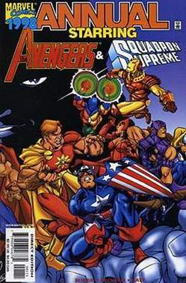 The Avengers Vol.3 Annuals (1998-2004) (Comic-Book) #1998